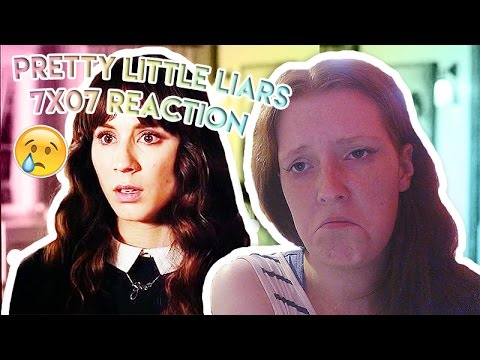 Download PRETTY LITTLE LIARS 7x07 ''ORIGINAL G'A'NGSTERS'' REACTION!!!