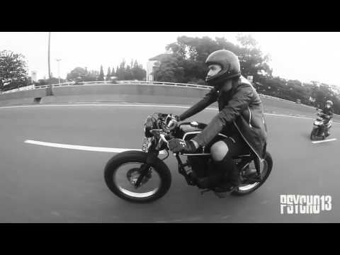 cafe racer bandung indonesia (Psycho13Project)