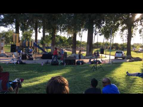MOR3 At Yuba City Concerts in the Park, 7-6-17