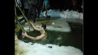 Крещенские купания в Бронницах (2013)(, 2013-01-22T13:09:33.000Z)