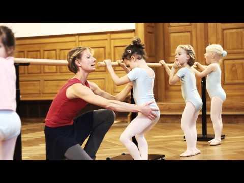 Ballettschule für Kinder in Luzern  / Balletschool for children in Lucerne 2015