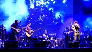 Dario Tevez junto a músicos Santiagueños en Homenaje al Puente Carretero