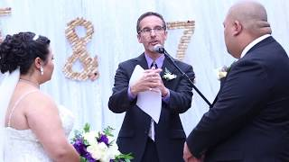 Zyra + Jeff l Wedding Ceremony