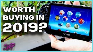 Should You Buy a PS Vita In 2019?