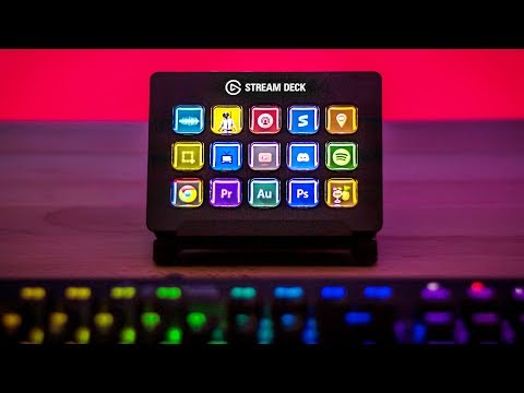 Why I Love The Elgato Stream Deck