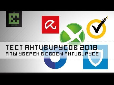 Тест антивирусов 2018 - Avira, Emsisoft, Nano, Norton, Panda
