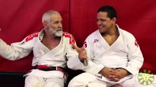 Gambar cover Interview with Fabio Santos (7th Degree BJJ Red and Black Belt)