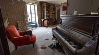 Urbex: château du dentiste (2016 revisit)