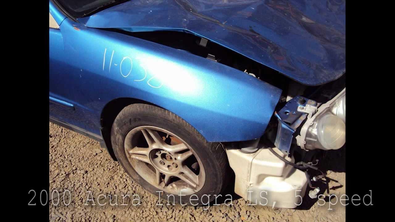 Acura Integra LS Parts AUTO WRECKERS RECYCLERS Ahpartscom - 2000 acura integra parts