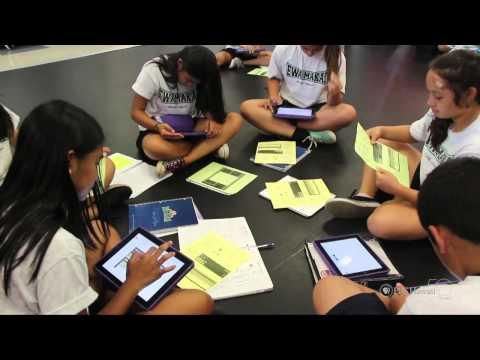 PBS Hawaii - HIKI N? Episode 618 | Ewa Makai Middle School | Tech P.E.