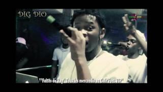 Download Video DIG DIO  à la Soirée Faites du Rap Au Cofr'Fort Vip MP3 3GP MP4