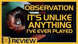Observation Review | A Space Thriller Where You Play as The AI