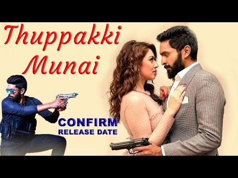 Thuppakki Munai Upcoming South Hindi Dubbed Movie | Confirm TV & YouTube Premiere | Vikram Prabhu
