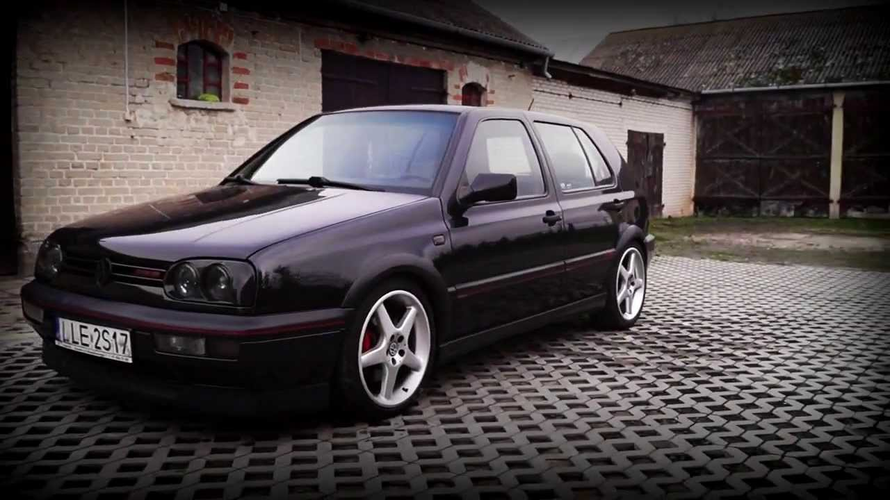 Vw golf mk3 vr6 by mmaniek8 vol 3 2013 youtube for Interieur golf 3 vr6