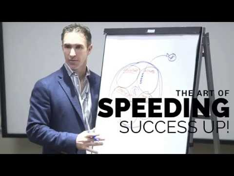 Ed O'Keefe: The Art of Speeding Success Up!