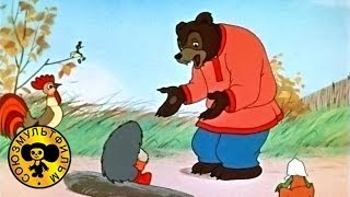 Сказки Сутеева - Разные колеса