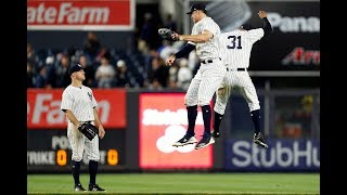 Yankees batter Boston again, take down Red Sox 9-6