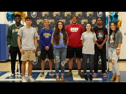 Boswell High School - Spring Signing Day 2019