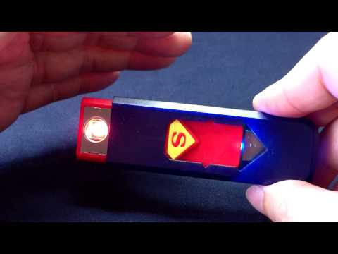 USB Rechargeable Electronic Cigarette Lighter from DX.com sku 106431