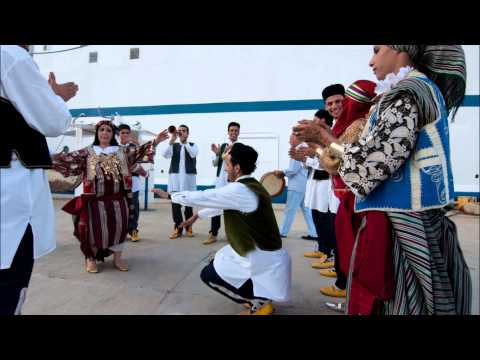 Libyan Music-3andak 3alem, Ghalak e'Doushen