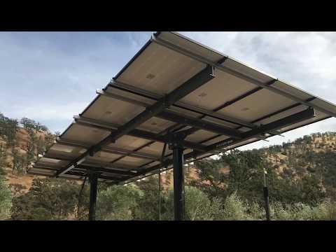 14 Kw Off grid solar panel installation using MT Solar racking
