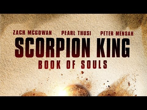 The Scorpion King 5: Book of Souls