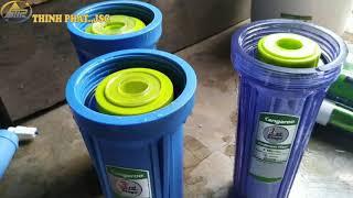 Nâng cấp máy lọc nước RO từ 6 lõi lên 9 lõi giảm chi phí khi tự mua về lắp đặt - 0931 833 458