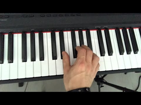 Earth Song - Piano Tutorial - LIVE