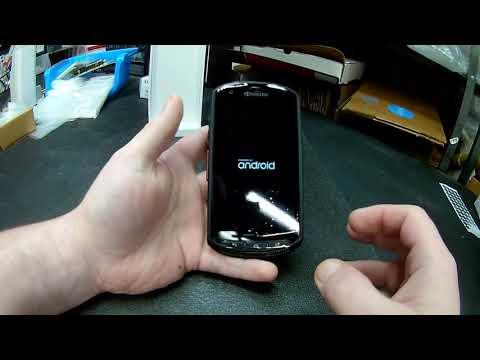 Kyocera E6762 DuraForce Pro 4G LTE US Cellular Unboxing