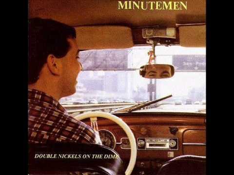 Minutemen - The Glory of Man
