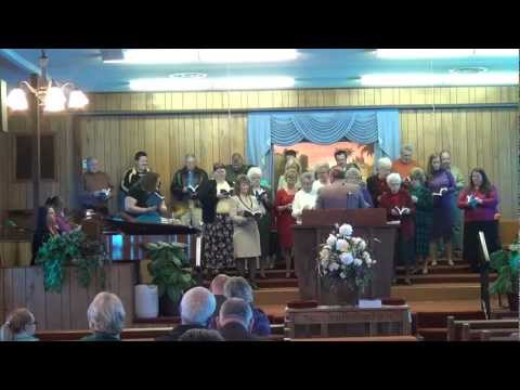 Bethel Baptist Tabernacle - Cleveland, TN  - Choir and Singing - Morning Service - 2-26-2012.mp4