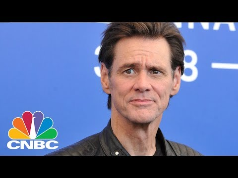 Comedian Jim Carrey Urges People To Delete Their Facebook Accounts And Dump The Stock  CNBC