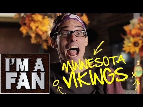 I'm A Fan - Minnesota Vikings