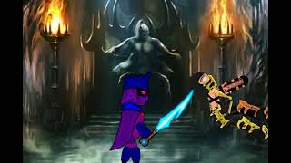 Mortal Kombat - Рисуем мультфильмы 2