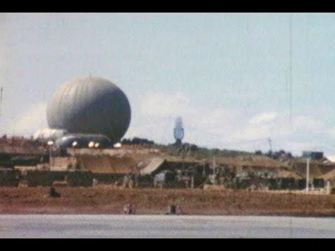 VMO-6 Ky Ha Marine Air Facility 1965-66 Vietnam War Home Movies