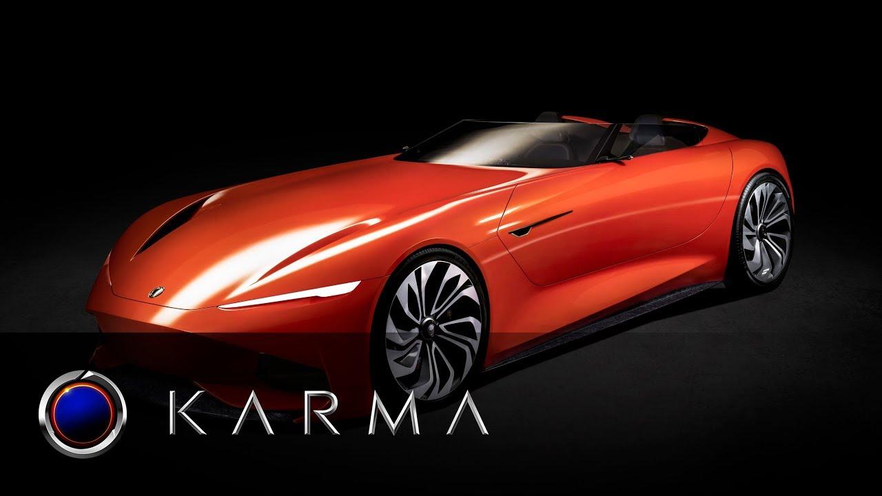 Karma SC1 Vision Electric Konsept ile ilgili görsel sonucu