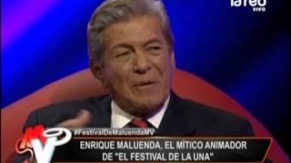 Enrique Maluenda cuenta sus inicios en la radio