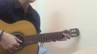 Con đường tình yêu guitar cover- Steven Nguyen