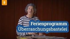 Dein Online-Ferienprogramm: #1 Effektvolle Überraschungsbastelei!/ Landeshauptstadt Wiesbaden
