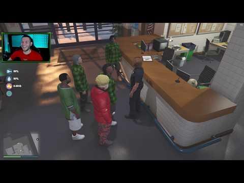 GTA LIFE! WIR KAUFEN UNS EINE WAFFE! #2