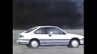 Honda TVCM 1985 Quint Integra Part