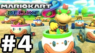 Star Cup CRAZY CLOSE Race!!!! | Mario Kart 8 Deluxe Part 4 | Switch Gameplay Walkthrough