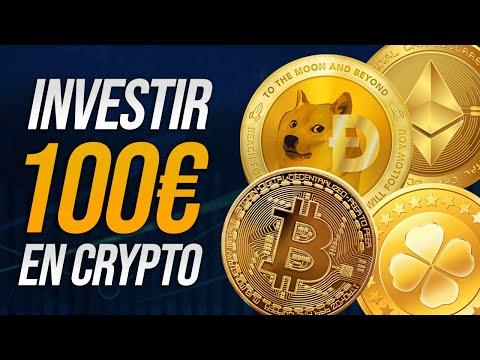 COMMENT INVESTIR 100€ DANS LES CRYPTOMONNAIES EN 2021