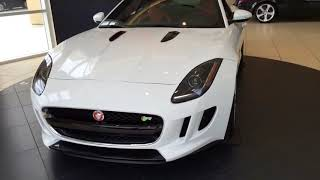 ★ 2015 Jaguar F-Type R Coupe Exhaust, Start Up and In Depth Review ║ Car Crash Compilation