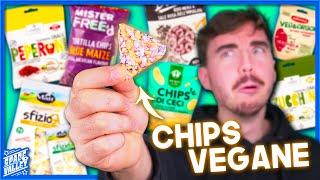 Le migliori CHIPS VEGANE? - Taste Test