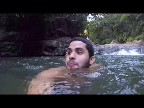 Rio El Ataud, Adjuntas, Puerto Rico
