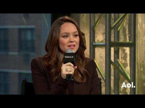 Hayley Orrantia On The Goldbergs | AOL BUILD