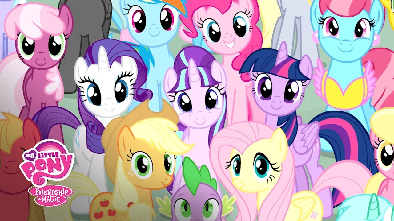 magical friendship moments every friday official trailer mlp