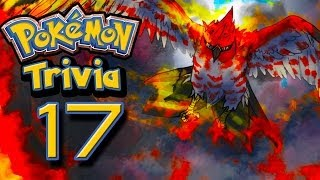 Pokemon Trivia - Episode 17: 6 IV Shiny Adamant Talonflame Giveaway To Winning Subscriber!