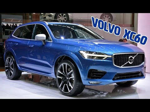2018 Volvo XC60 - The Perfect Midsize SUV / with no competitor